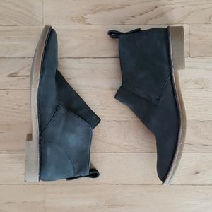 Dolce vita / Gray ankle boots / Size 8
